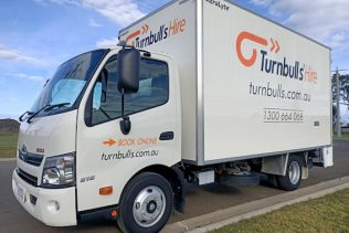 MOVING/FURNITURE TRUCK RENTALS