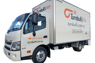 4.2 Mt MOVING TRUCK with tail gate lift and trolley – Car licence
