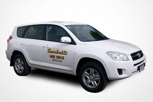 TOYOTA RAV4 2WD 5 SEATER