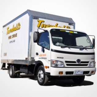 MOVING/FURNITURE TRUCK RENTALS