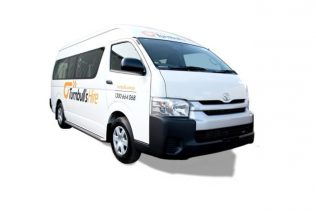 12 SEATER BUS – SNOW SPECIAL