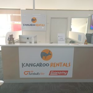 Avalon Airport Counter