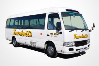 TOYOTA 21 SEATER BUS