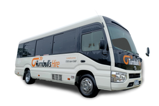 TOYOTA 22 SEATER BUS