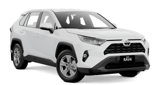 TOYOTA RAV4 2WD 5 SEATER – SCAR
